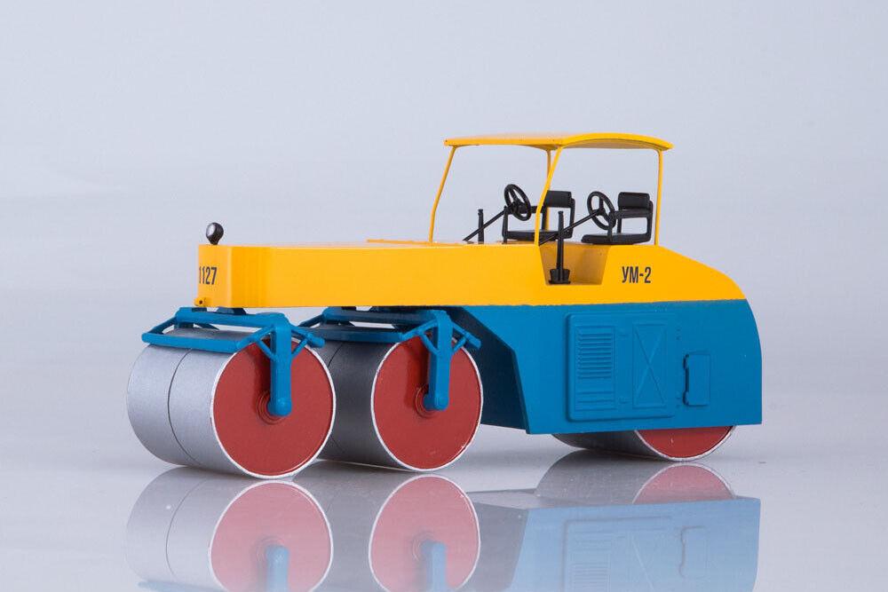 Modelpro 0033mp 1 43 Roller Heavy d-400a (USSR Russian Car)