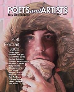 poets and artists os sept 2009 self portrait issue