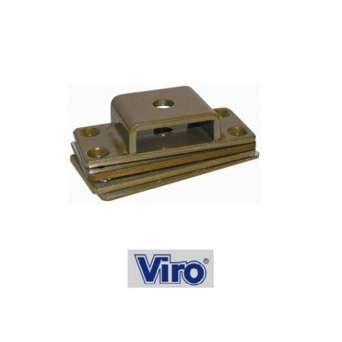 Controbocchetta Viro 9994 for Crowbar Fixed tiles with bronze weights pz.1