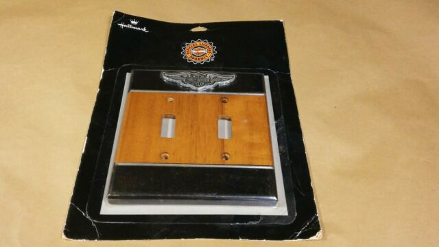 Gold Switch Cover Kit,for Harley Davidson,by V-Twin