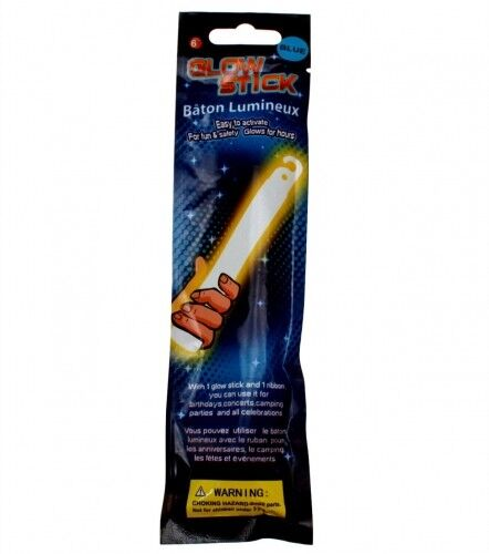 1 XL Knicklicht Knicklichtstab 15 cm mit Umhängeband Party Deko Glow-Sticks R15