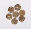 10X-Western-3D-Flower-Turquoise-Conchos-For-Leather-Craft-Bag-Belt-Purse-Decor miniature 43