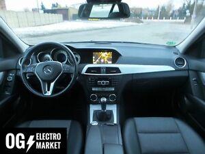 mercedes w204 s204 gps navigation system set radio sat nav. Black Bedroom Furniture Sets. Home Design Ideas