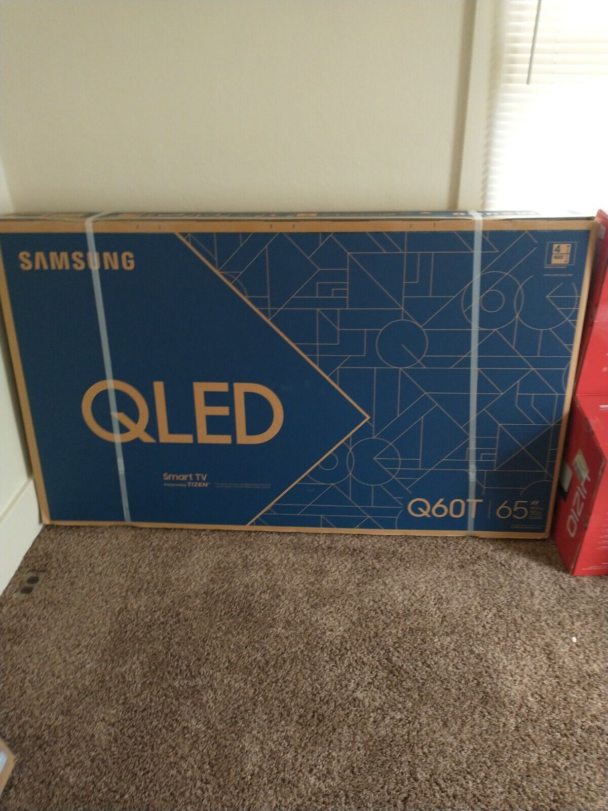 Samsung 65 Inch Smart TV  Crystal UHD. Available Now for 682.00
