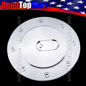 For Chevy Tahoe 2007 2010 2011 2012 2013 2014 Chrome Gas