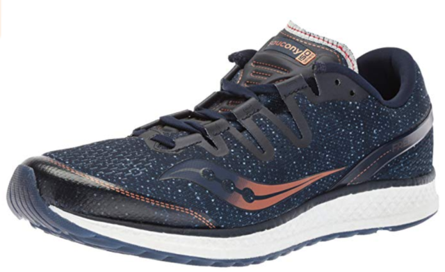 d2bf27d56b349 Saucony S20355 30 Freedom ISO Navy / Denim Men's Running Shoes Size 9.5 US