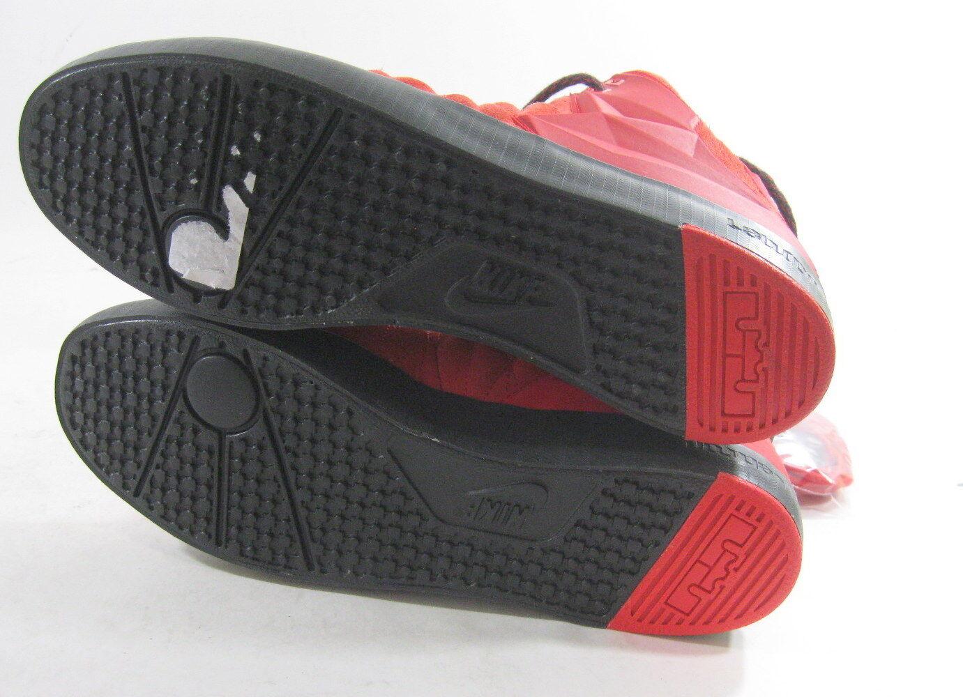 LeBron 11 NSW LIFESTYLE LIFESTYLE LIFESTYLE ROJO / Negro/Universidad Rojo 616766 600 tamaño 9 8a6a13