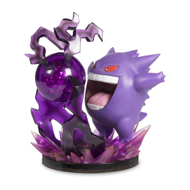 2018 New   Pokémon Gallery Figure DX  Gengar-Shadow Ball