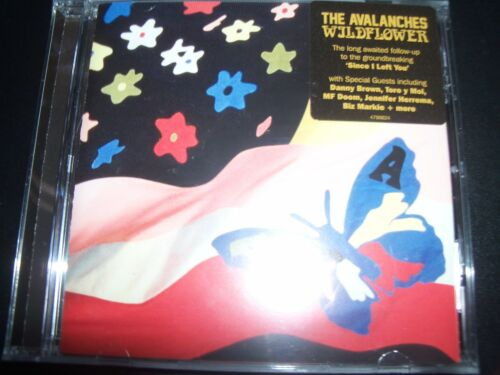 1 of 1 - The Avalanches Wildflower (Australia) CD – New