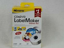 Memorex Label Maker Starter Kit For Sale Online Ebay