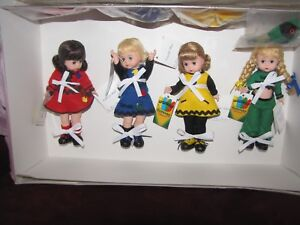 Extremely Rare 8034 Caucasian Crayola Set of 4 Dolls - Rochester, New York, United States - Extremely Rare 8034 Caucasian Crayola Set of 4 Dolls - Rochester, New York, United States
