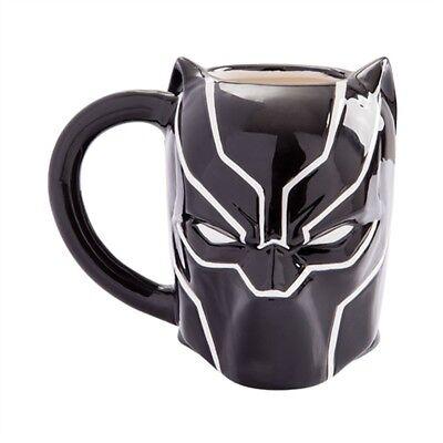 Marvel Heroes Illustrated 12 oz White Ceramic Mug NEW UNUSED Marvel Comics