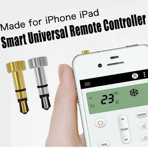 1x Infrared Mobile Smart Ir Remote Control For Iphone Air