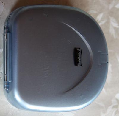 #09 - Cd-transportbox Hellblau Von Hama QualitäT Und QuantitäT Gesichert