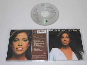 CARLY-SIMON-THE-BEST-OF-CARLY-SIMON-VOLUME-ONE-ELEKTRA-9548-30460-2-CD-ALBUM