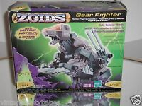 Zoids Bear Fighter 511 Action Figure Model Kit,with Wind Up Motor,new In Box