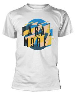 Paramore-039-Sharp-Geoscape-Logo-039-T-Shirt-NEU-UND-OFFIZIELL