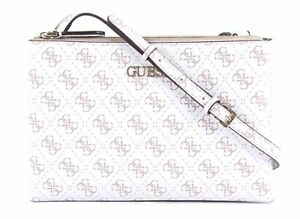 GUESS-Sac-A-Bandouliere-Maci-Mini-Double-Zip-White