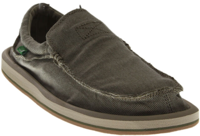 Sanuk Chiba Men's Olive shoes onlin hot sale