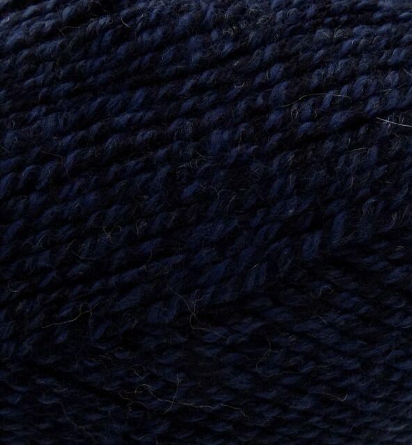 King Cole Subtle Drifter Super Soft Double Knitting Yarn Shade 4394 Navy