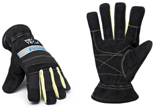 Multiple Sizes TechTrade Protech Fusion Structural Firefighter Gloves