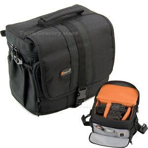 Water-Resistant DSLR Camera Shoulder Case Bag For Canon EOS 1300D 6D 750D 760D