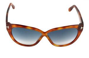 Tom-ford-gafas-de-sol-Arabella-Sunglasses-tf511-marron-vasos-azul-historial