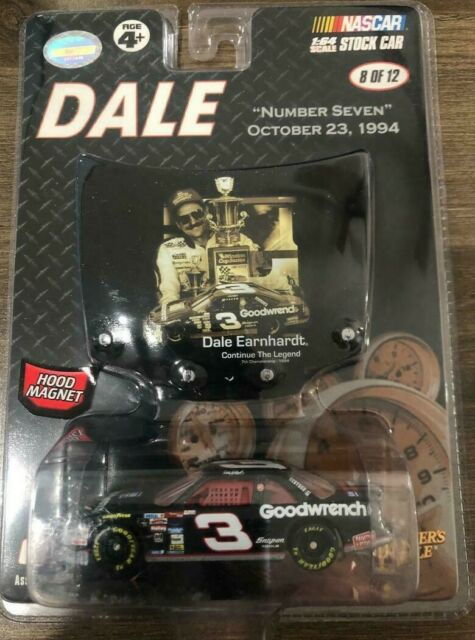 Dale Earnhardt 1994 Goodwrench 1  64 Dale Movie Number