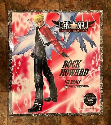 Epoch Garou Mask Of The Wolves Rock Howard Anime Statue Ebay As you can see, you'll need to be able to break the moves quickly to take advantage of it and add more hits or simply to recover faster if your attack is. ebay