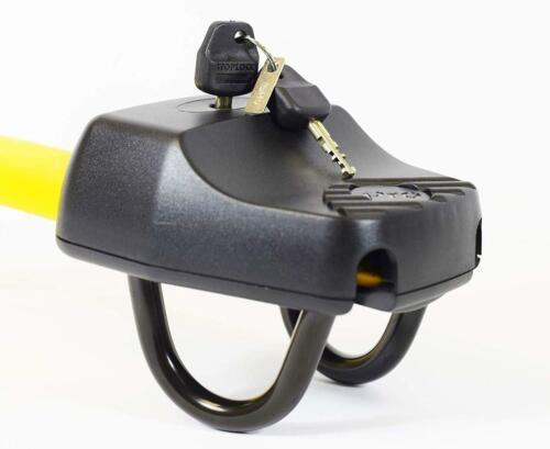 Stoplock Inmovilizador para bloqueo del volante antirrobo de abrazadera de seguridad máxima Pro