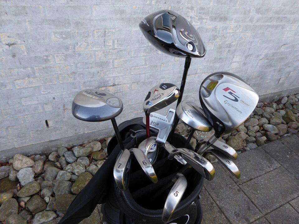 Herre golfsæt, andet materiale, Callaway