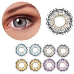 Chargement de l image en cours 1-Paire-Lentilles-de-couleur-douce-Big-Eye- 0f0ffdd97f41