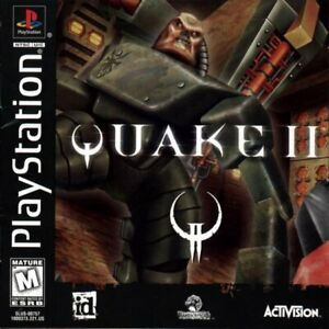 Quake-2-PS1-Great-Condition-Fast-Shipping