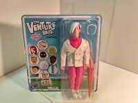 Bif Bang Pow - Venture Bros pete White 8 Action Figure (2014) Rare