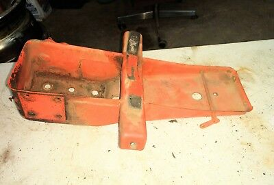 Details about  /AC Allis Chalmers C Tractor gas tank mount mounting brace bracket