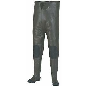 Chest waders, Rubber, Men's sizes 8 - 13 waders