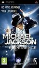 Michael Jackson The Experience PSP and Factory C.m