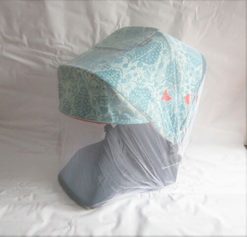 Mosquito Fly Bug Insect Cover Net For Mamas /& Papas Sola Urbo Zoom Seat Carrycot