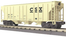 MTH 30-75482 Ps-2 Discharge Covered Hopper: CSX #245717