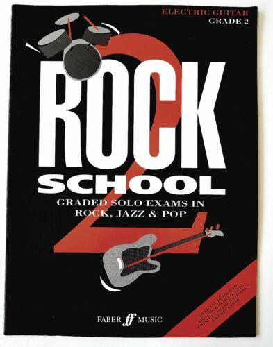 Grade 2 1995 Rock School Electric Guitar