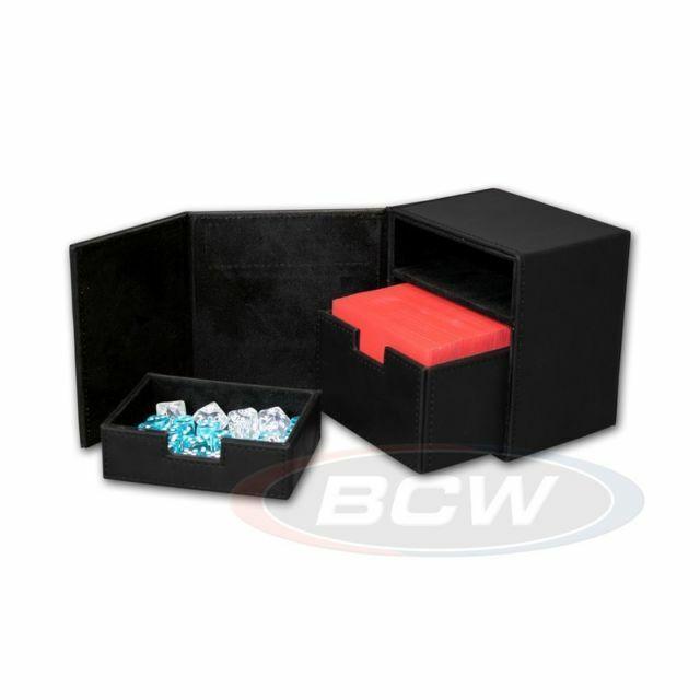 Teal BCW/Deck Locker LX Game