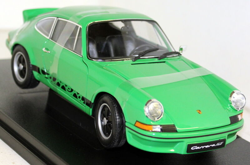 Nex 1 18 Scale 18044 Porsche 911 Carrera RS 2.7 Green Diecast model car