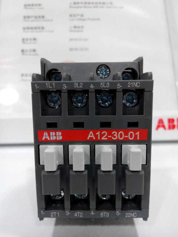 New ABB A12-30-01 A123001 AC380V       LRR