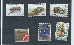 Spain stamps MNH lot  see description T249 - <span itemprop=availableAtOrFrom>Uxbridge, United Kingdom</span> - Spain stamps MNH lot  see description T249 - Uxbridge, United Kingdom
