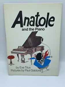 Anatole and the Piano - Eve Titus / Paul Galdone Softcover - Mouse