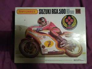 Matchbox-Suzuki-RGA500-RG500-Barry-Sheene-1-12-Plastic-Model-Kit
