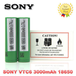 2-4pc-AUTHENTIC-SONY-18650-VTC6-3000MAH-30A-3-7V-IMR-BATTERY-US-TOP-SELLER