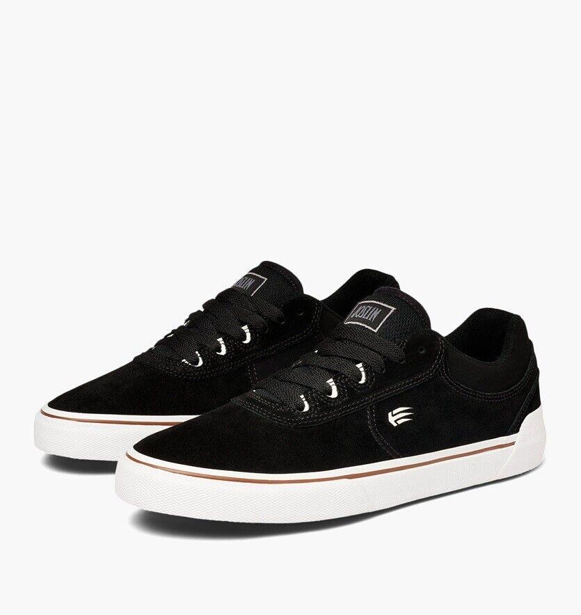 Etnies Shoes Chris Joslin Vulc Black Michelin US SIZE Skateboard Sneakers