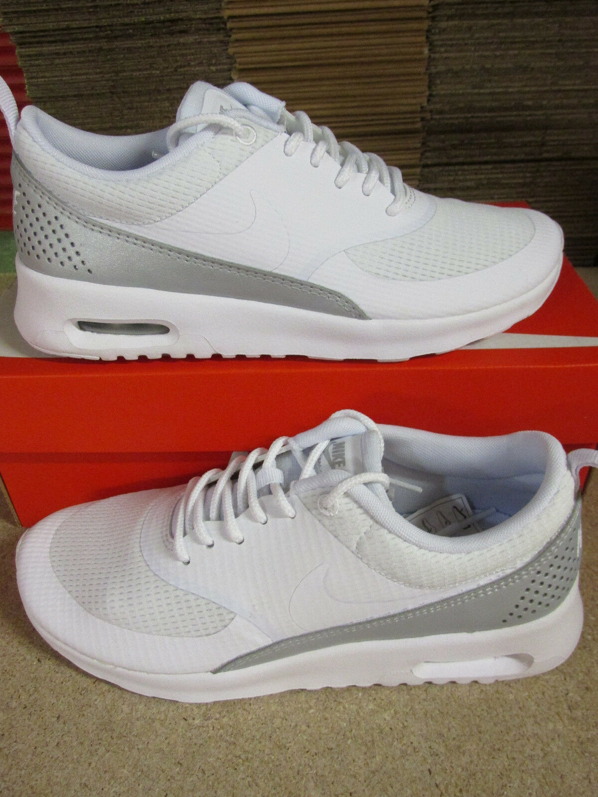 nike womens air max thea TXT trainers 819639 100 sneakers shoes