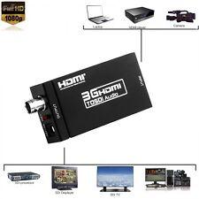 HDMI to SDI Video Converter BNC SDI/HD-SDI/3G-SDI Adapter 1080P Camera Theater